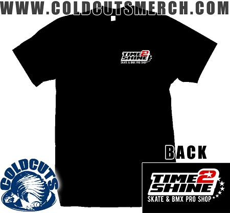 Time 2 Shine Official Shop Shirt