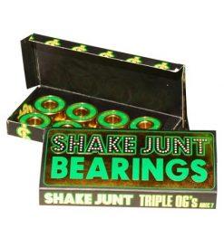 Shake Junt Triple OG's Bearings