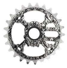 Shadow Crank & Bones Sprocket