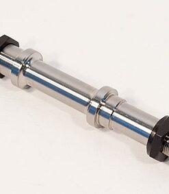 Profile 14mm Titanium Gun Drilled Hollow (GDH) Axle