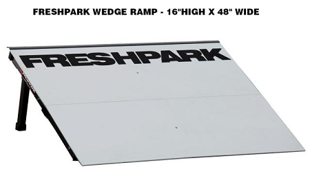 FRESHPARK Wedge Ramp