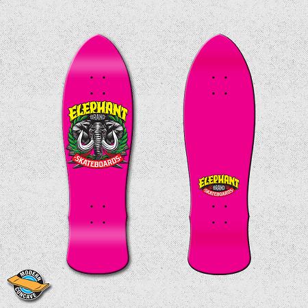 Elephant Brand Skateboards - Logo Axe SM