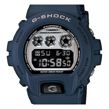Casio G-Shock Multi-Alarm D2-6900HM-2