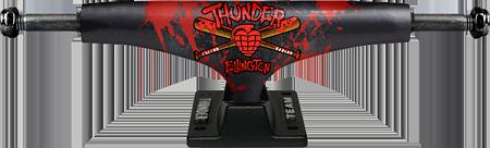 Thunder Ellington HI 145 Warrior Trucks