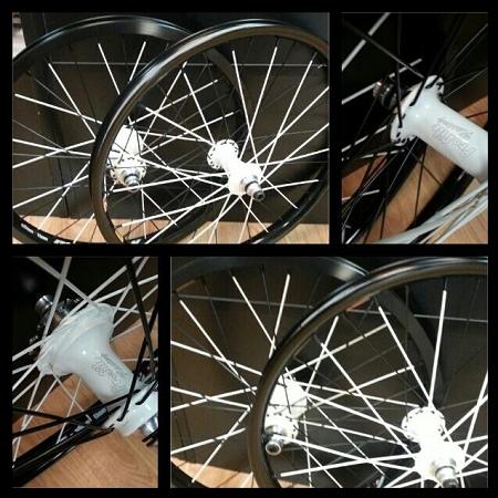 Profile Elite Custom Pro Wheel Builder - Time 2 Shine BMX