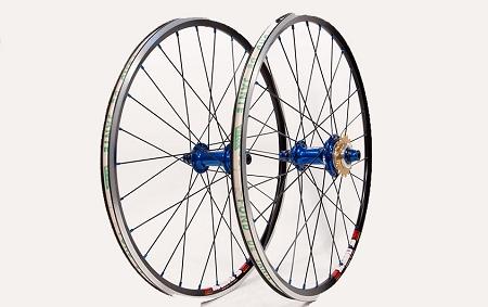 Profile Elite Custom Mini Wheel Builder - Time 2 Shine BMX
