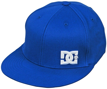 DC Radical Flexfit Fitted Hat