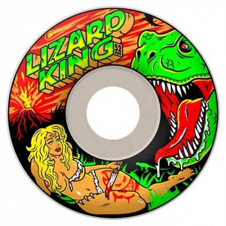Spitfire Lizard King Primal 50mm Wheels