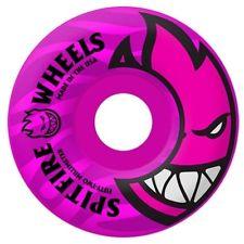 Spitfire Bighead Tonal 52mm Neon Pink