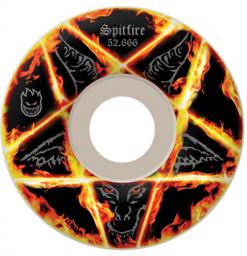 Spitfire Pentagram Wheels 52.5