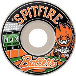 Spitfire Spitballers 51mm Wheels