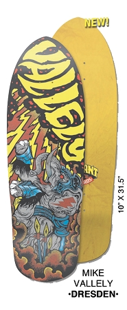 Elephant - Mike Vallely Dresden Deck