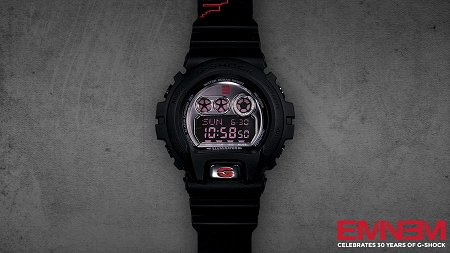 Eminem x G-Shock GDX6900MNM-1 Watch