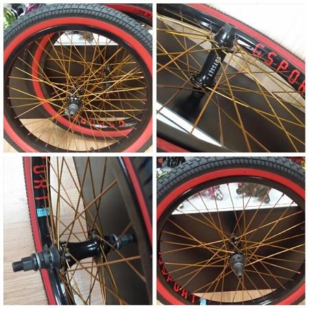Odyssey / G-SPORT Custom Wheelset