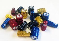BOX Cube Schrader & Presta Valve Caps