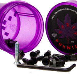 Diamond Supply Co - Pudwill Hardware w/ Purple Grinder