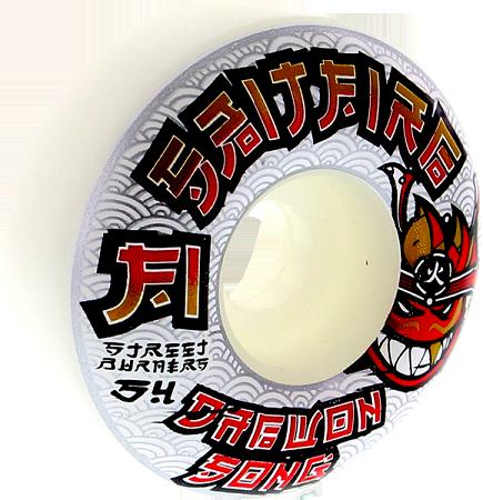 Spitfire Daewon Song Mercenary Wheels