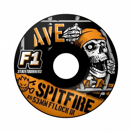 Spitfire Pro F1 Jailbreak Lock-In  Wheels