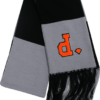 Diamond Un-Polo Scarf - Black / Grey