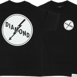 Diamond Supply Co - Lighting Tee