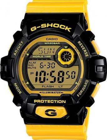 Casio G-Shock G8900SC-1Y