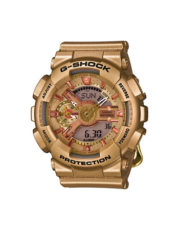 Casio G-Shock GMAS110GD4A2 Watch
