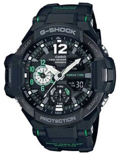 Casio G-Shock GA1100-1A3 Gravity Master Watch