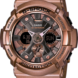 Casio G-Shock GA200GD-9B Watch