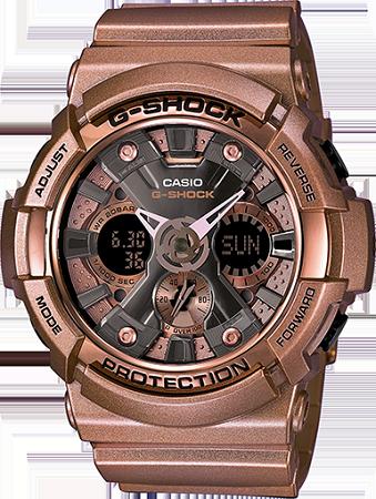 Casio G-Shock GA200GD-9B Watch