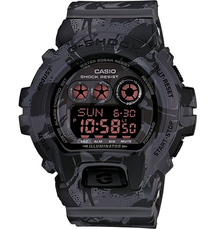 Casio G-Shock GDX6900MC-1 Watch