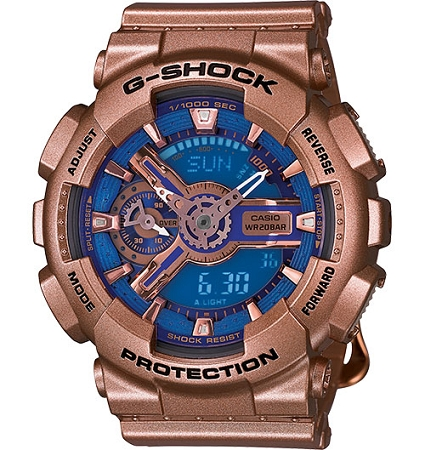Casio G-Shock GMAS110GD-2A Watch