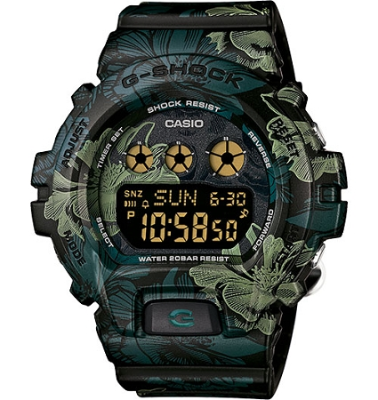 Casio G-Shock GMDS6900F-1 Watch
