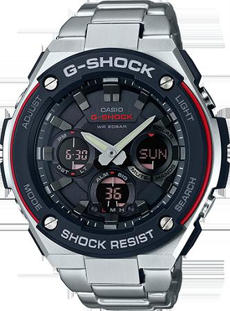 Casio G-Shock GSTS100D-1A4 'G-STEEL' Watch