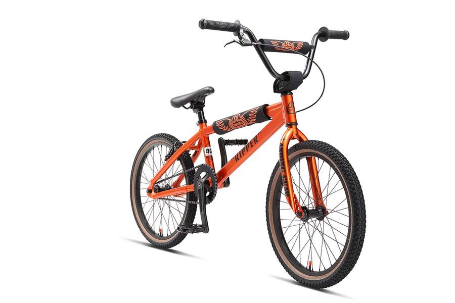 2018 SE Bikes Ripper Complete Bike - Time 2 Shine BMX