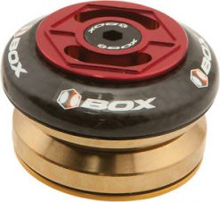 "BOX Components Glide Carbon 45x45 1-1/8"" Integrated Headset"