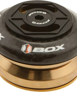"""BOX Components Glide Carbon 45x45 1-1/8"""" Integrated Headset"""