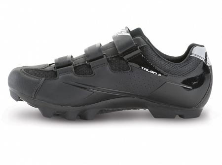 Fly Racing Talon II Clip Shoe - Black (2017 Model)
