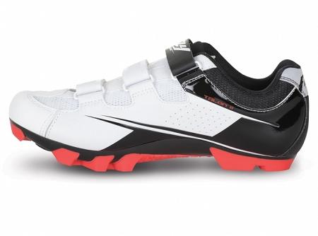 Fly Racing Talon II Clip Shoe - White (2017 Model)