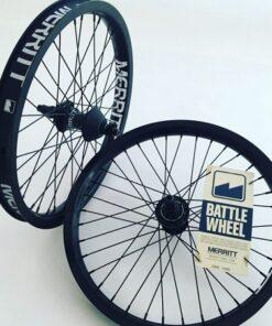 Merritt Battle Complete Wheel