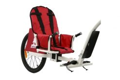 WeeHoo iGO Blast Child Bicycle Trailer