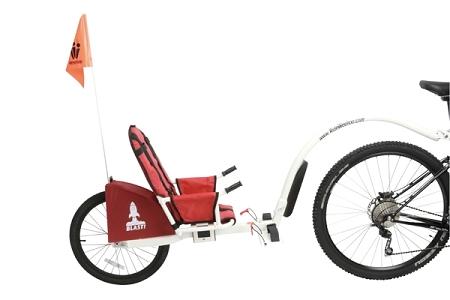 WeeHoo iGO Blast Child Bicycle Trailer