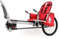 WeeHoo iGO Turbo Child Bicycle Trailer