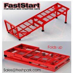 FRESHPARK BMX FastStart Portable Starting Gate