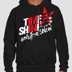 Time 2 Shine 'My Time Is Now' Hoodie