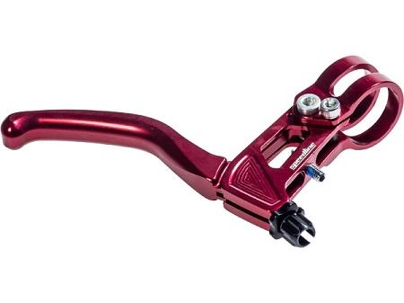 Speedline Elite Brake Lever - Red