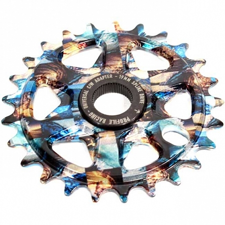 Profile Sabre Sprocket - Swell - Limited Edition
