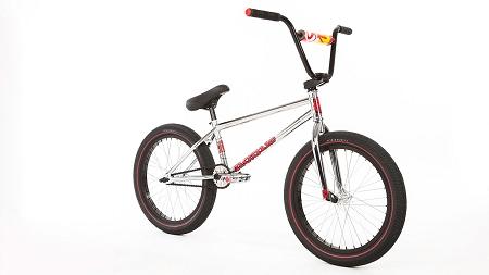 2018 FIT MAC Complete Bike - Chrome