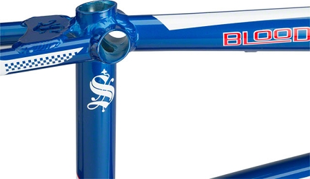 Staats Bloodline Continental Pro Race Frame