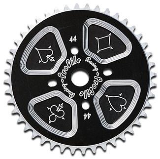 28T BMX MID SCHOOL BMX Profile Black Jack Sprocket