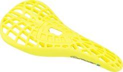 Tioga D-Spyder S-Spec Pivotal Saddle - Neon Yellow